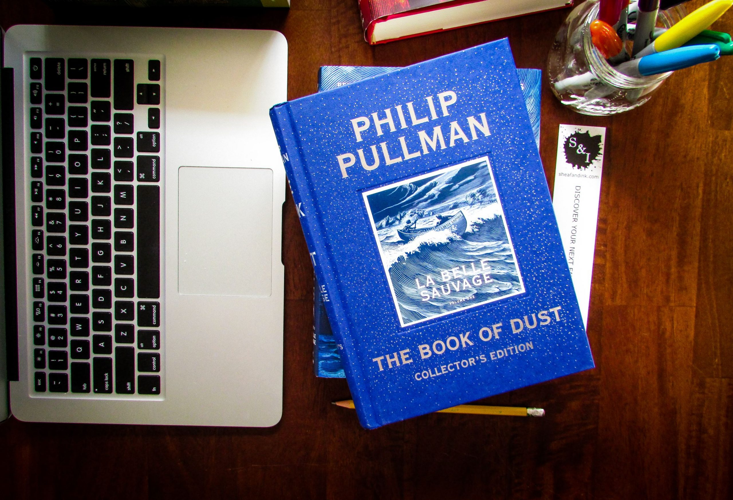 Read more about the article The Book of Dust, La Belle Sauvage By Philip Pullman