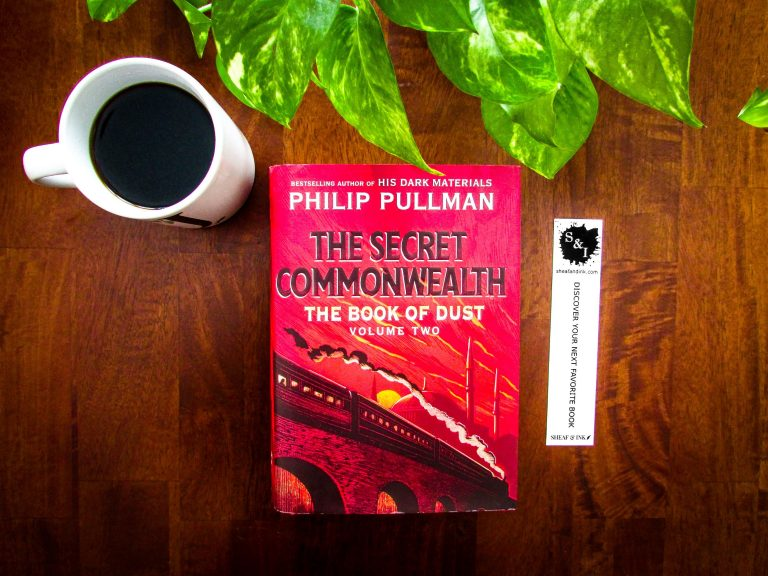 The Secret Commonwealth: The Book of Dust, Volume 2 By Philip Pullman