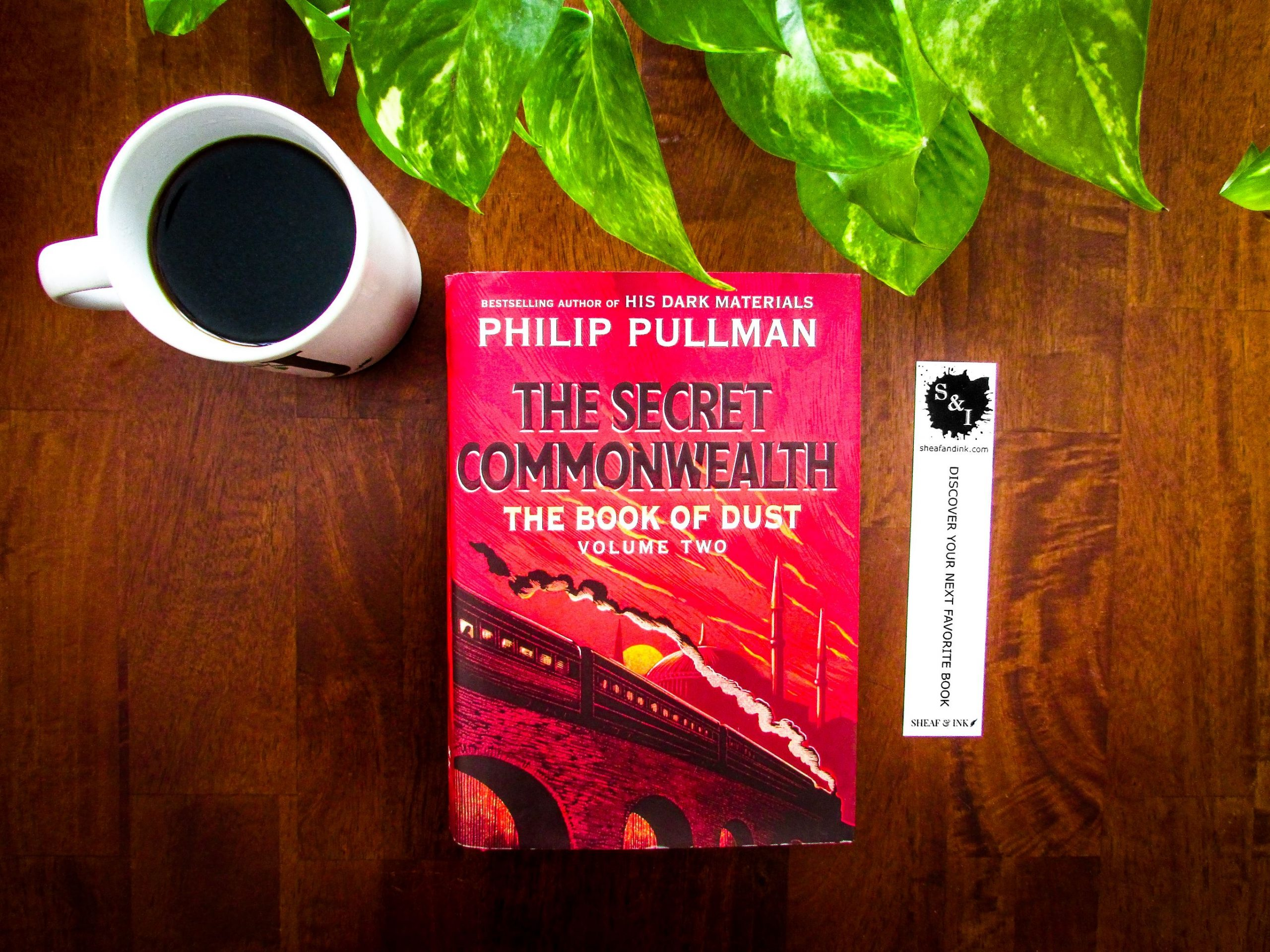 Read more about the article The Secret Commonwealth: The Book of Dust, Volume 2 By Philip Pullman