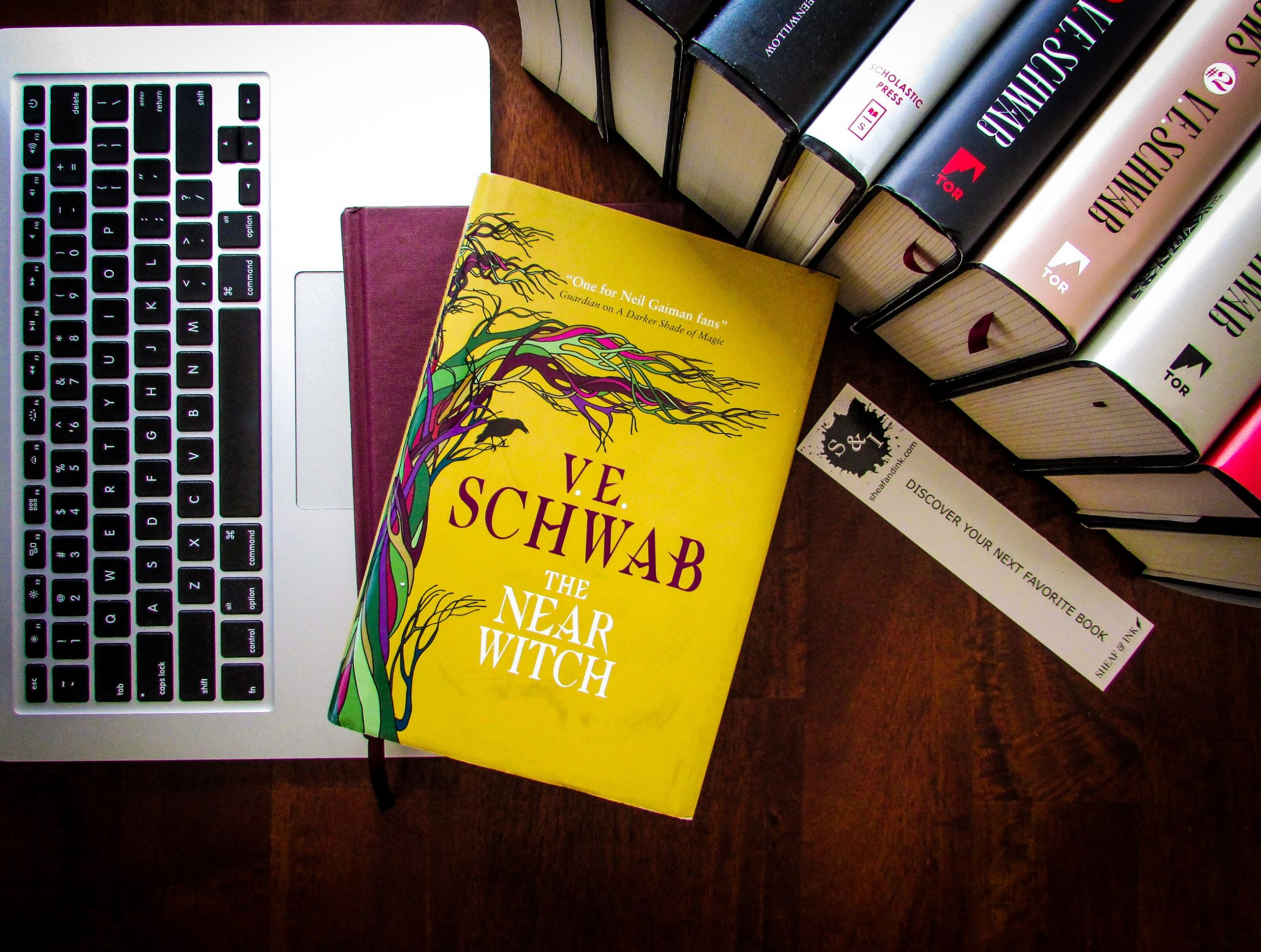 Read more about the article The Near Witch by Victoria Schwab