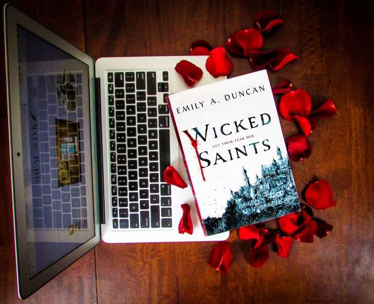 Wicked Saints by Emma A. Duncan