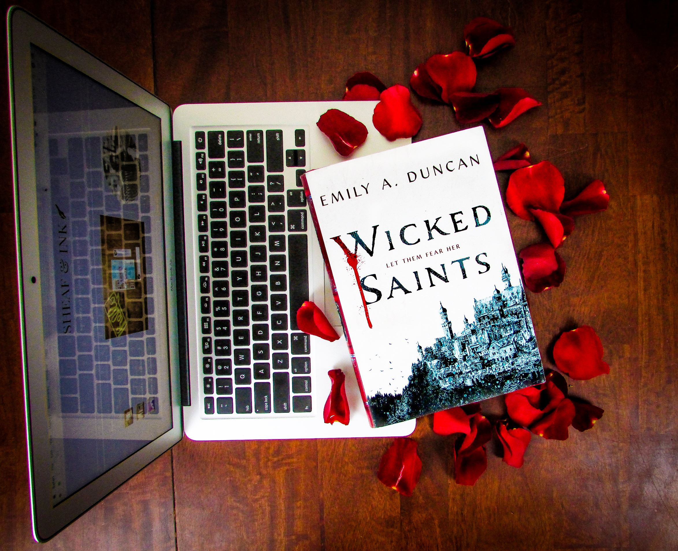 You are currently viewing Wicked Saints by Emma A. Duncan
