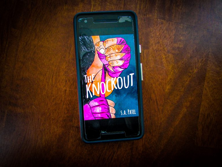 The Knockout by S.A. Patel Advance Readers Copy (ARC)