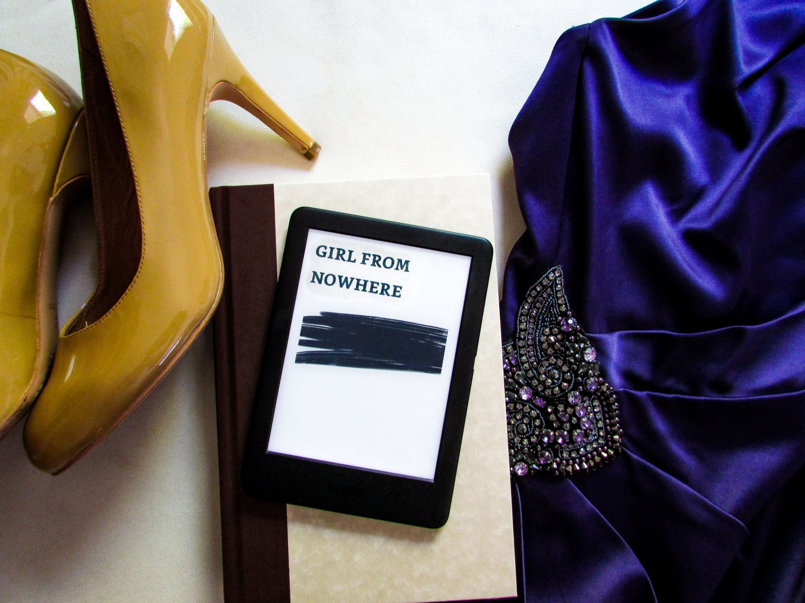 Read more about the article Girl From Nowhere by Tiffany Rosenhan
