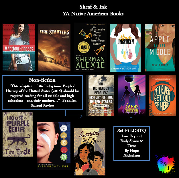 Read more about the article Native American Book Recommendations