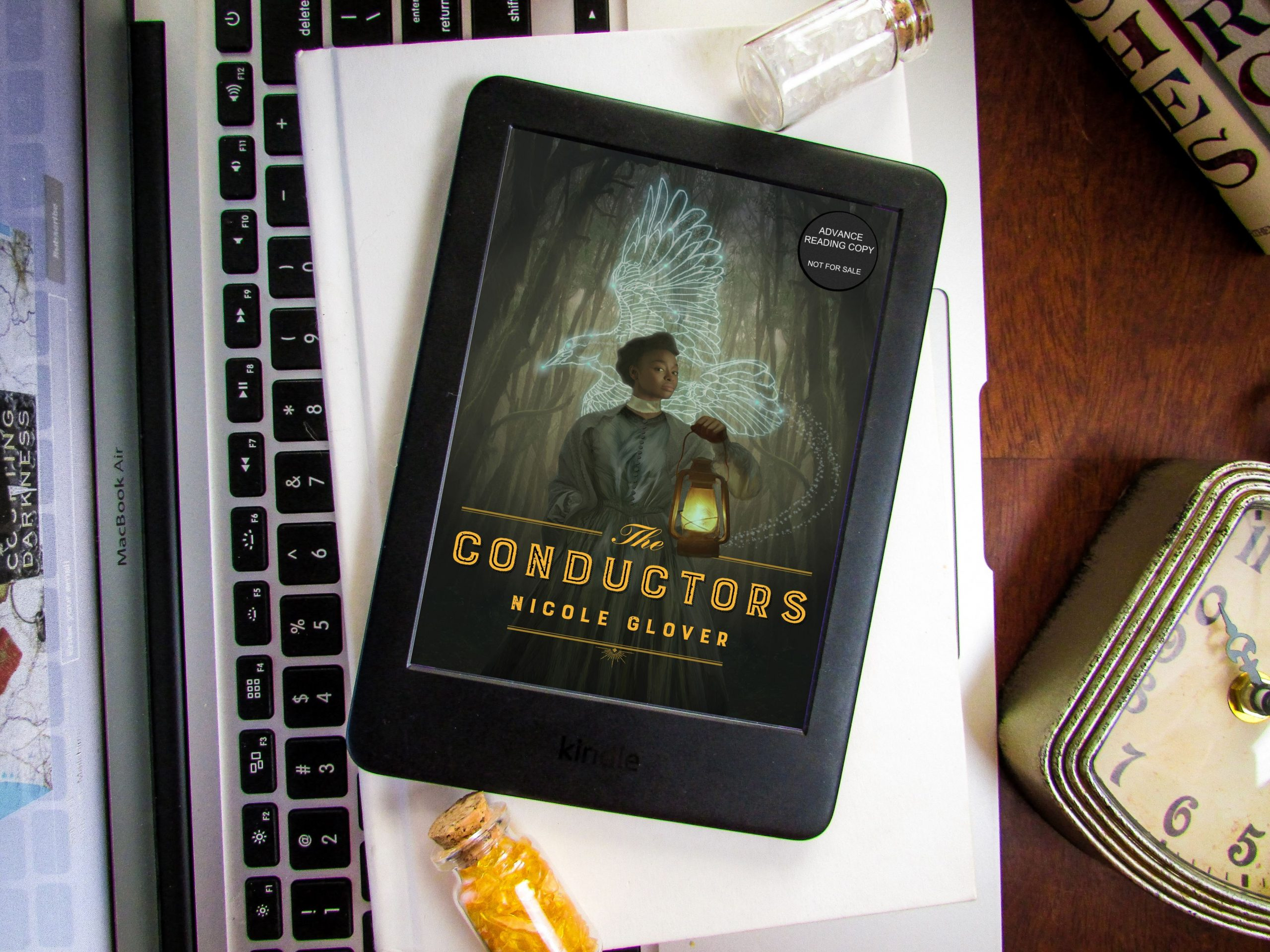You are currently viewing The Conductors by Nicole Glover
