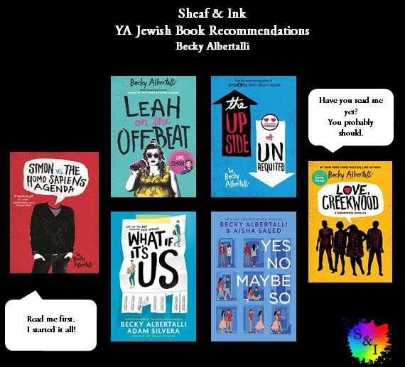 Becky Albertalli & Her Books