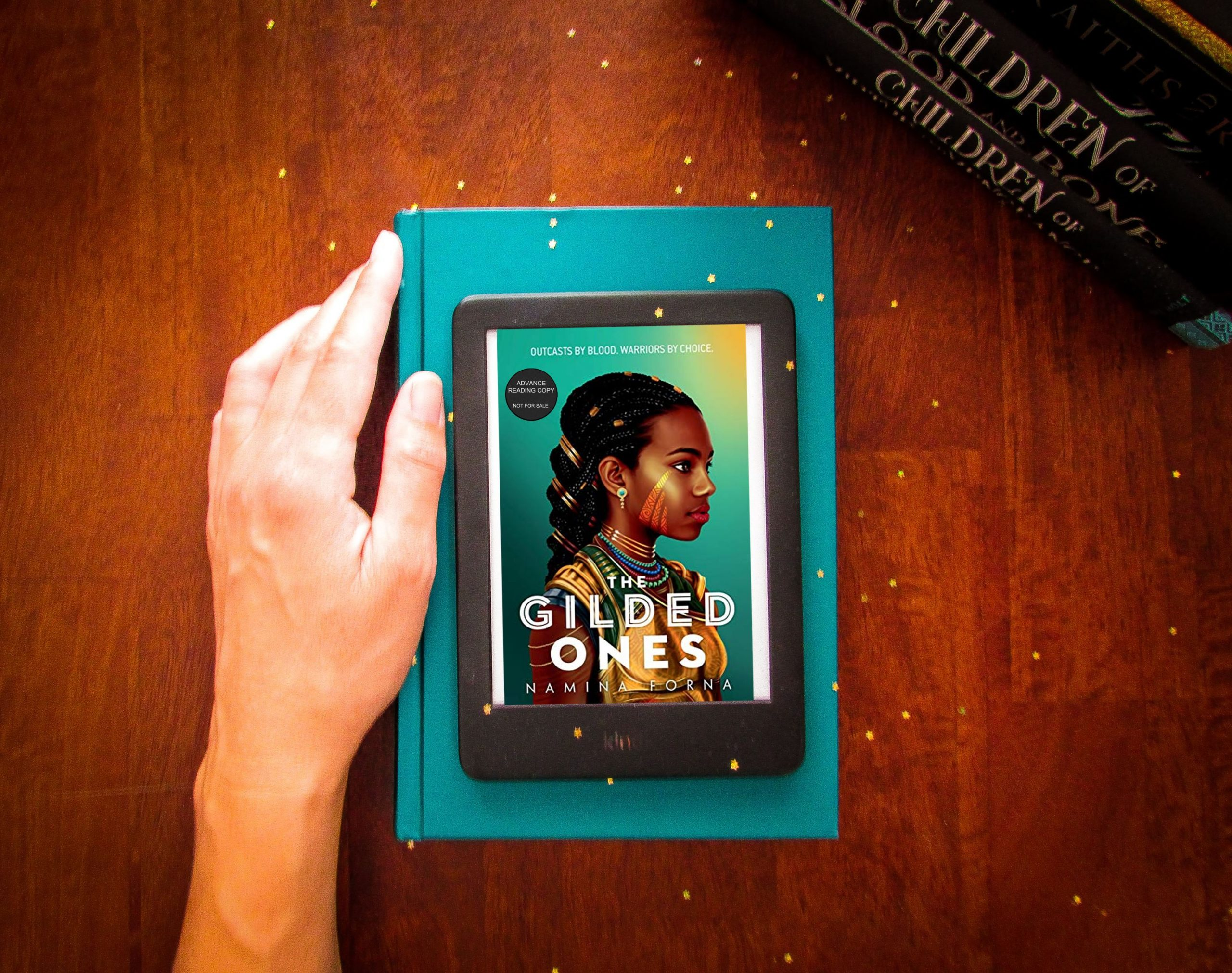 Read more about the article The Gilded Ones by Namina Forna