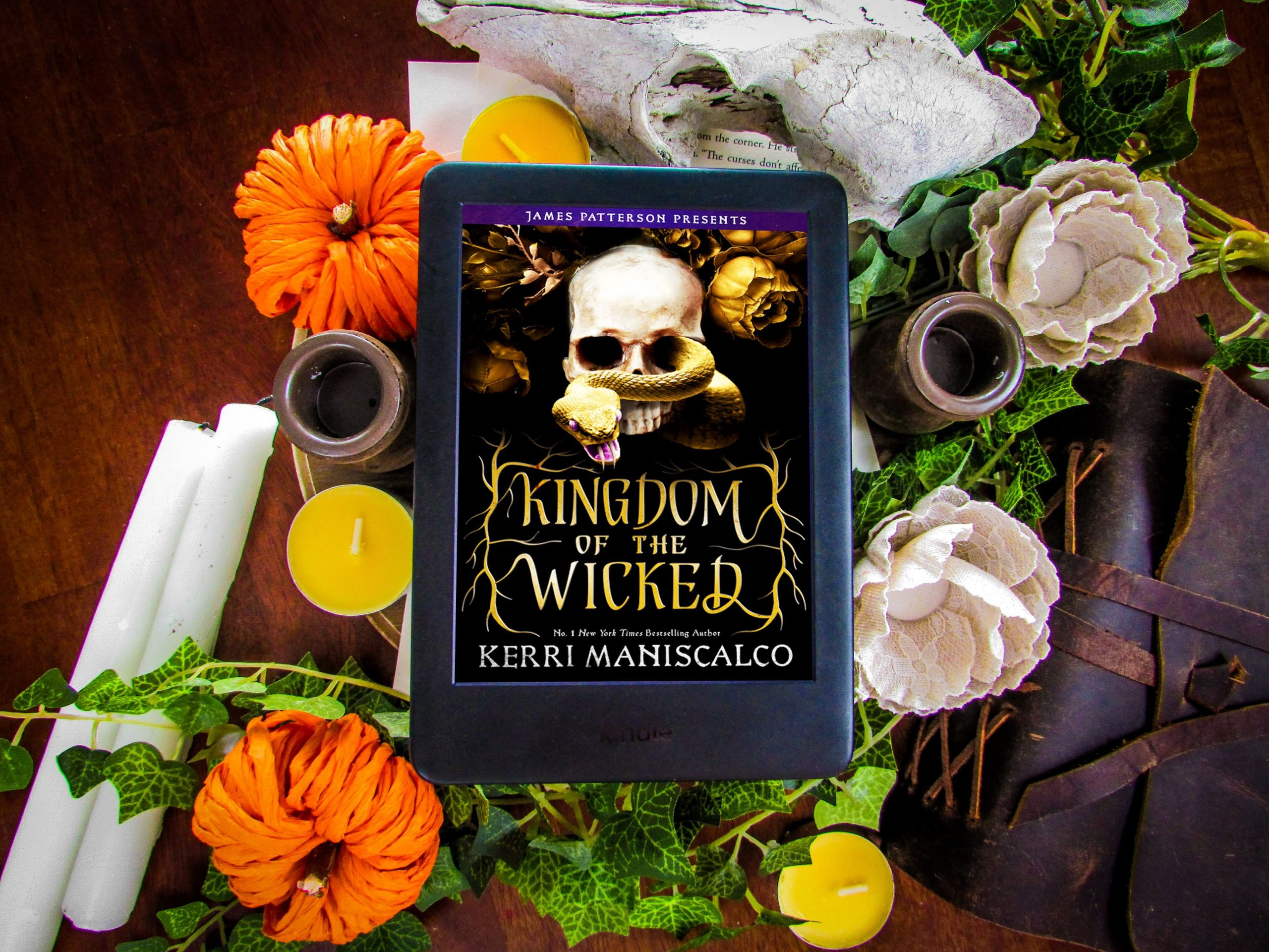 Read more about the article Kingdom of the Wicked by Kerri Maniscalco
