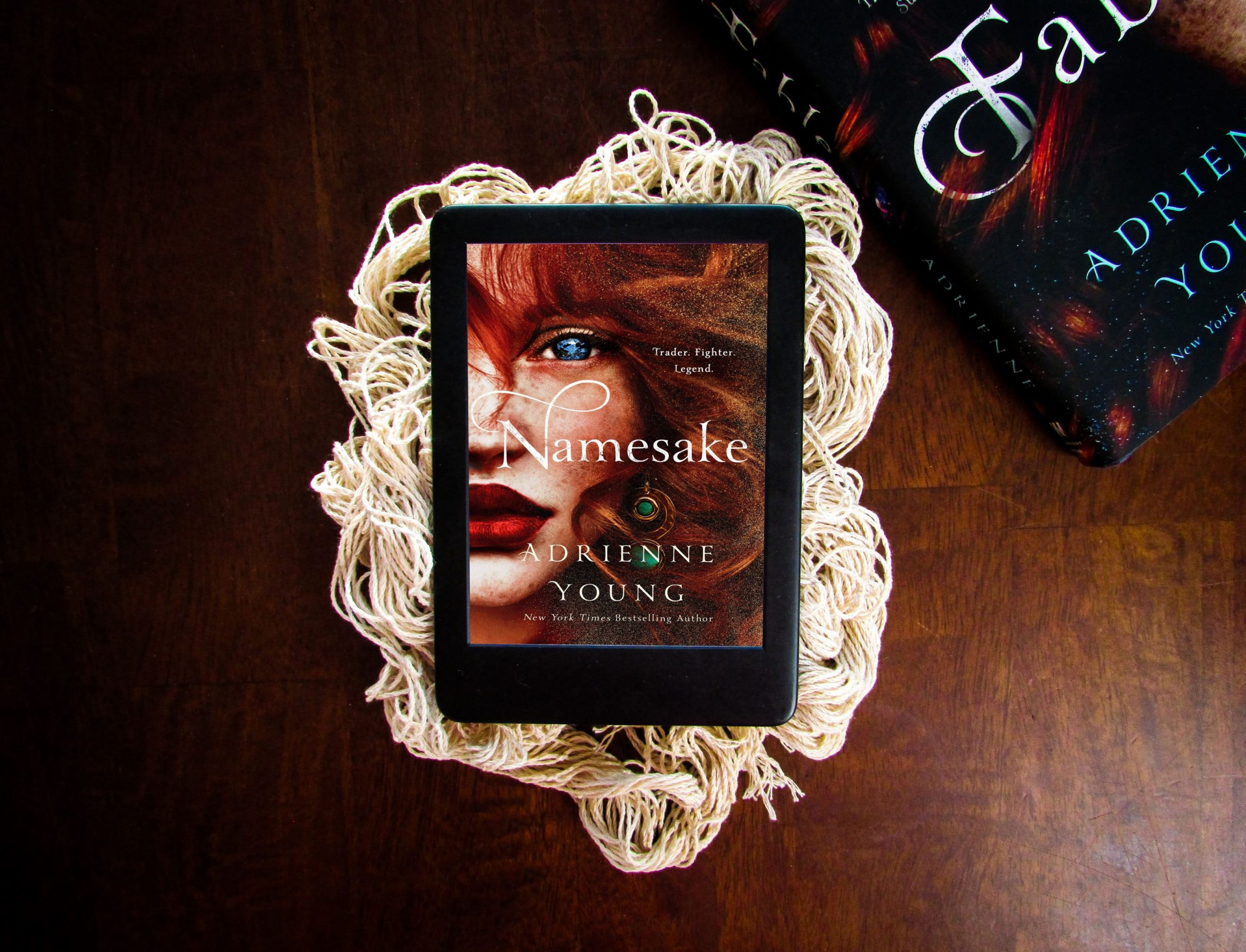 Read more about the article Namesake by Adrienne Young