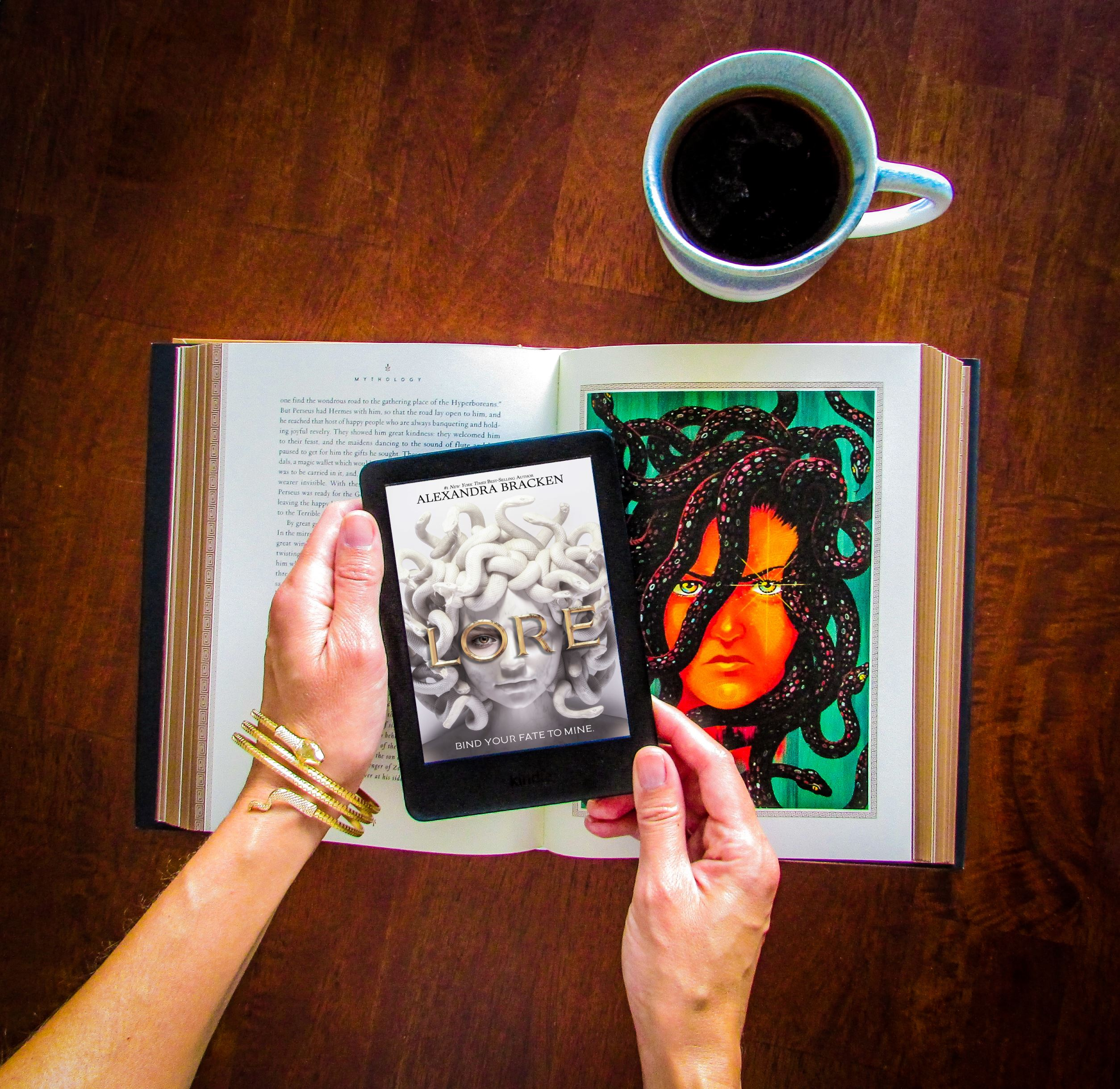 Read more about the article Lore by Alexandra Bracken