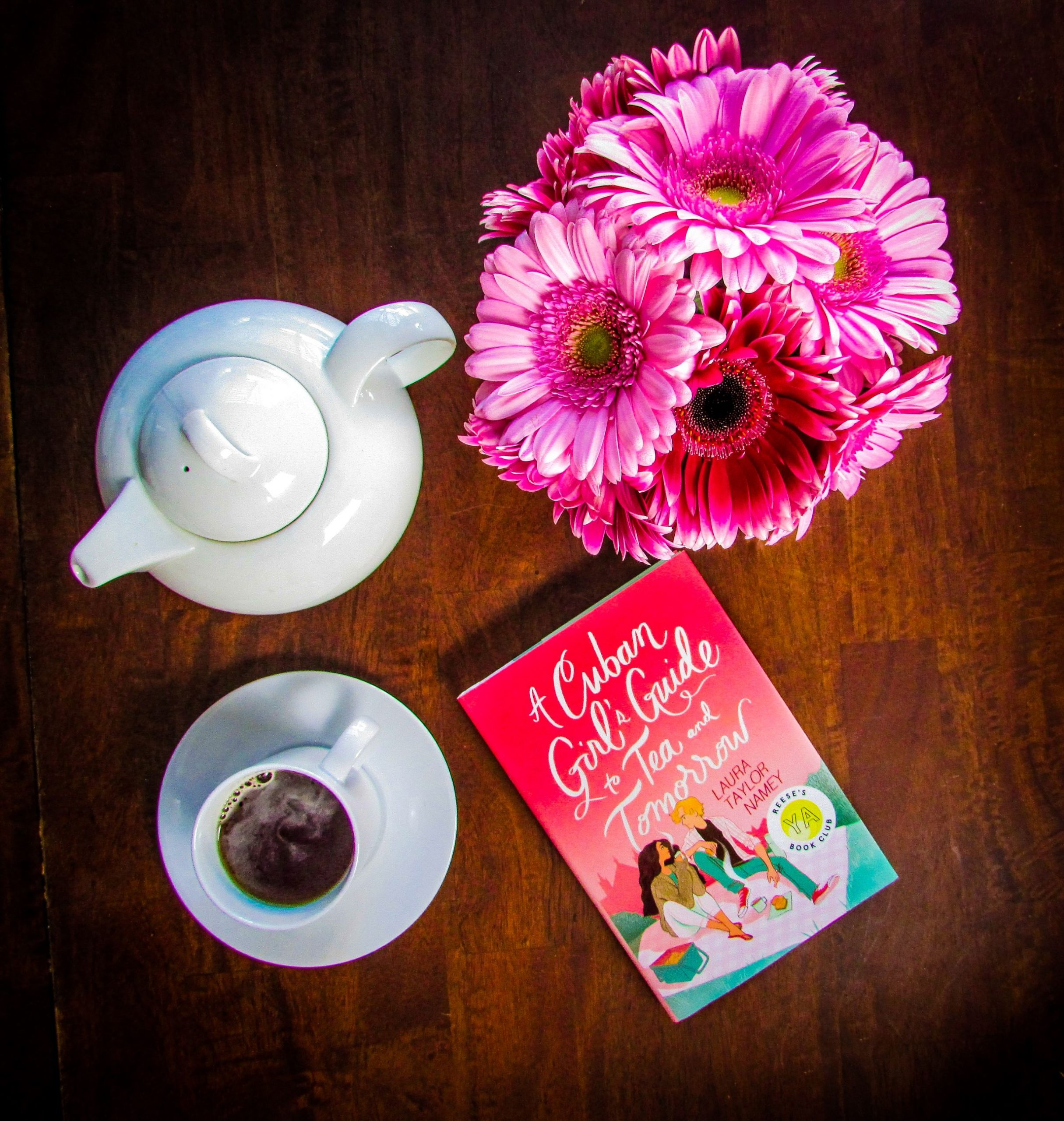 You are currently viewing A Cuban Girl's Guide to Tea and Tomorrow by Laura Taylor Namey