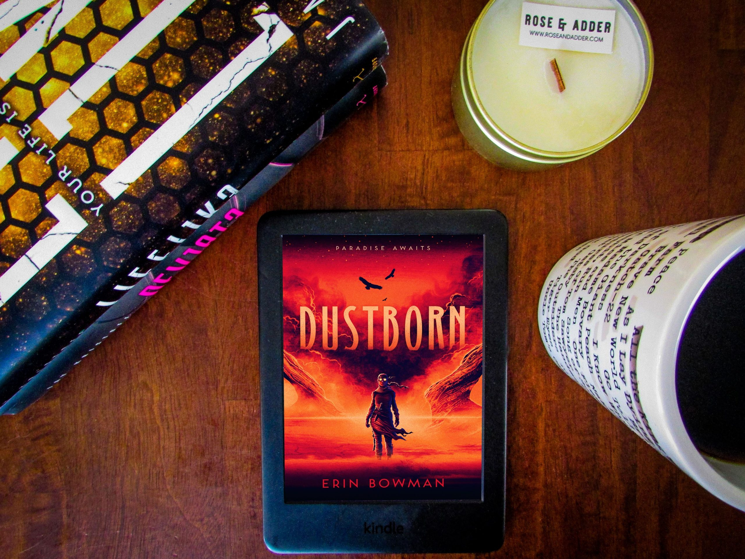 Dustborn by Erin Bowman