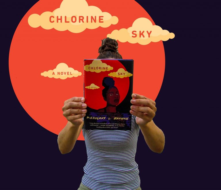 Read more about the article Chlorine Sky by Mahogany L. Browne