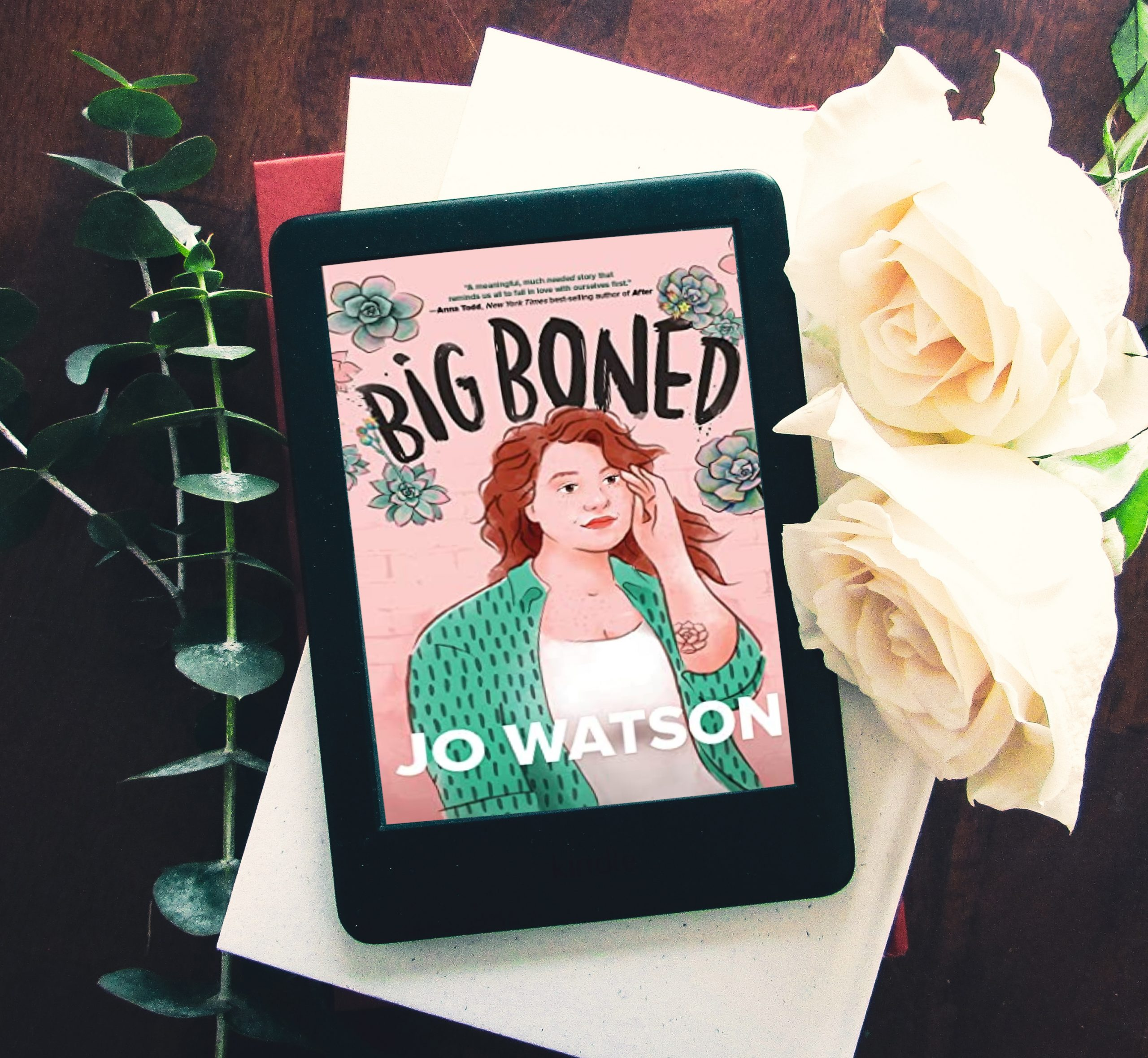 Big Boned by Jo Watson