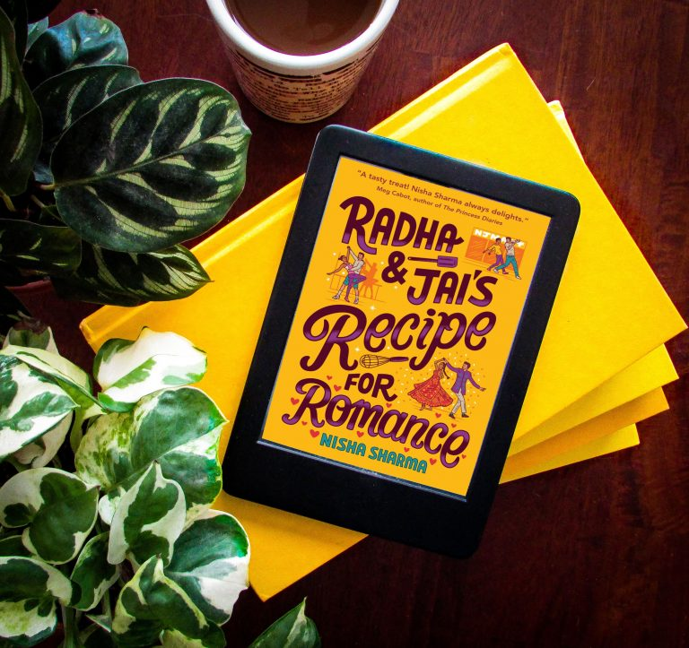 Radha & Jai's Recipe for Romance by Nisha Sharma