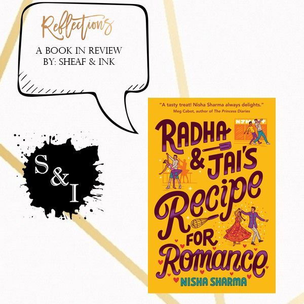 Radha & Jai's Recipe for Romance by Nisha Sharma
