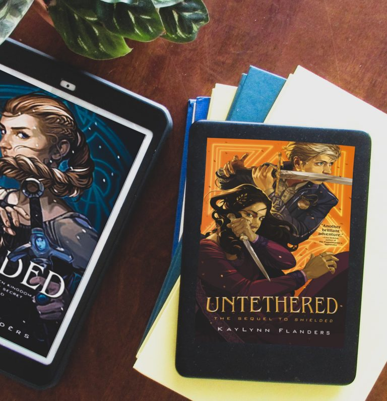 Untethered by KayLynn Flanders