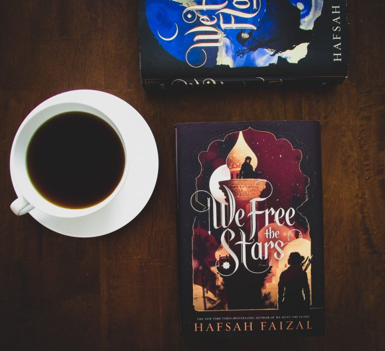Read more about the article We Free The Stars by Hafsah Faizal