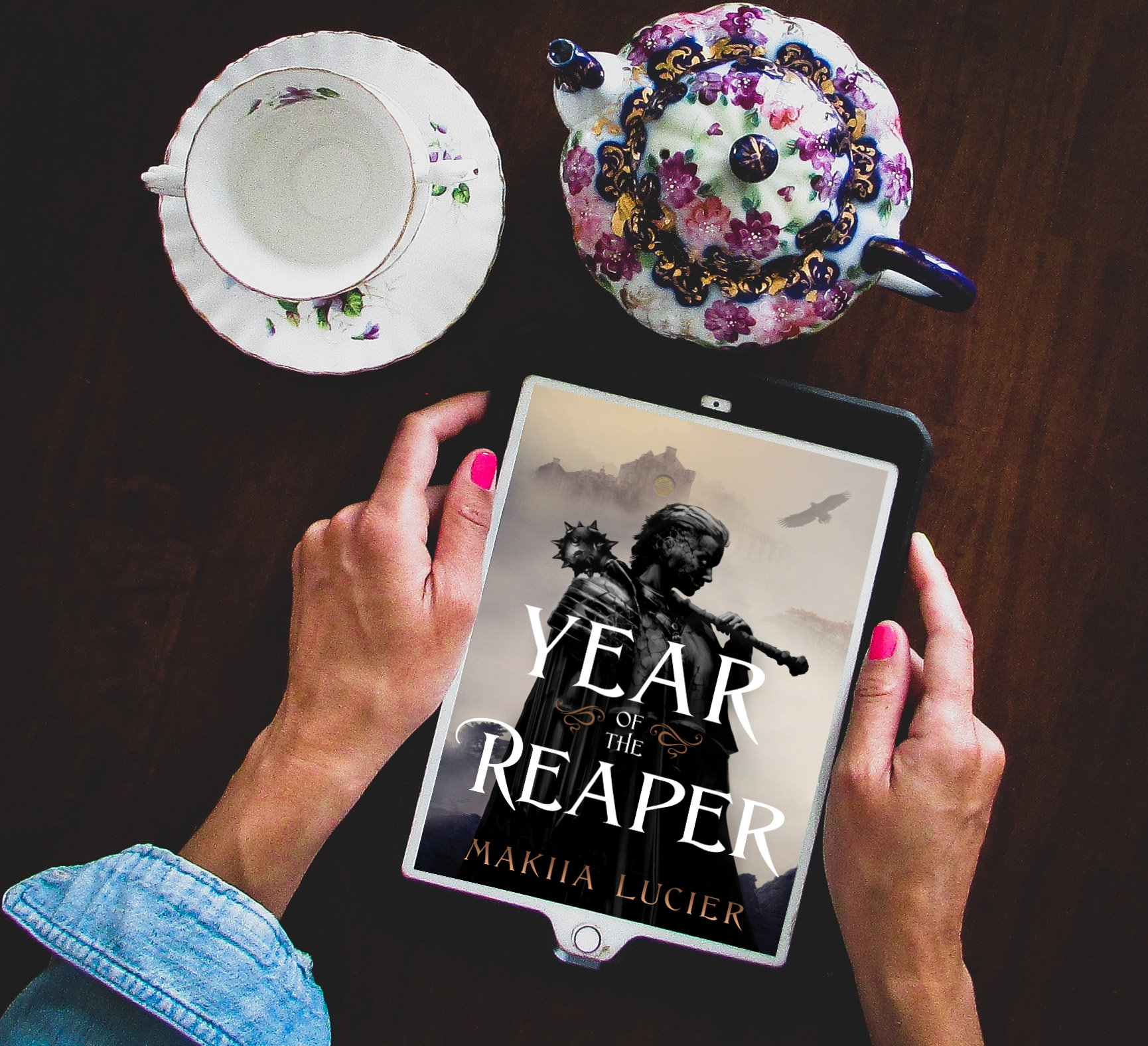 Read more about the article Year of the Reaper by Makiia Lucier