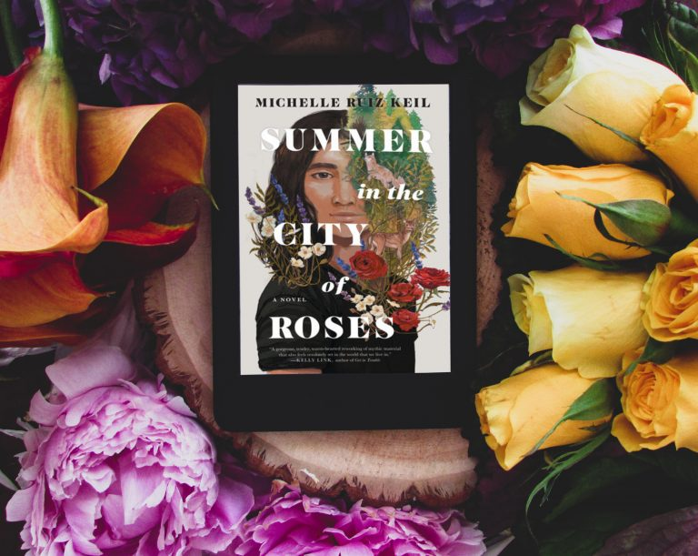 Read more about the article Summer in the City of Roses by Michelle Ruiz Keil