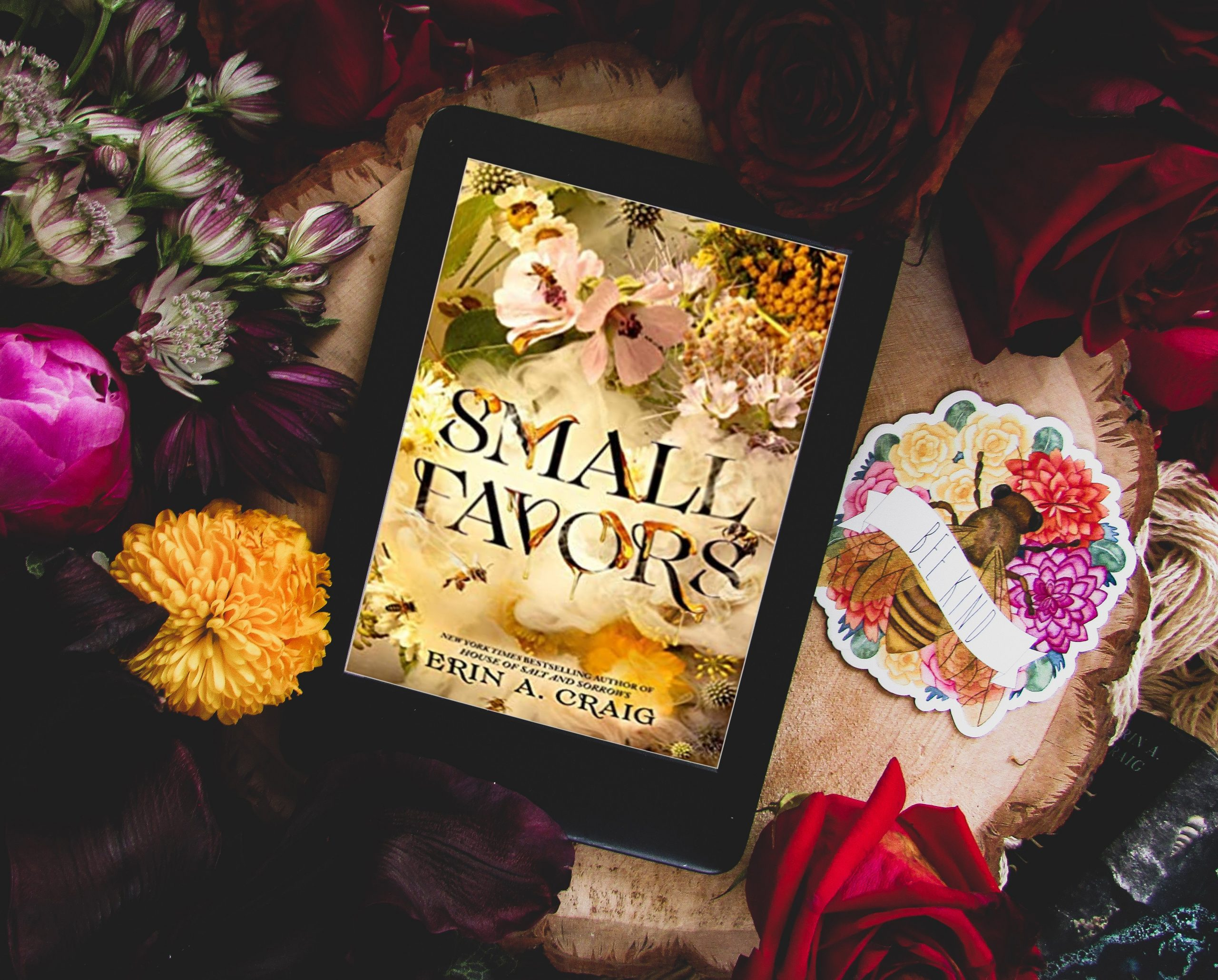 You are currently viewing Small Favors by Erin A. Craig