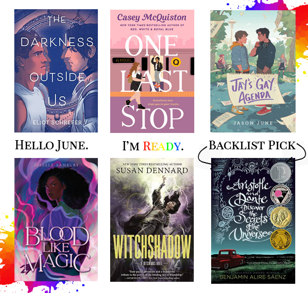 Read more about the article June 2021 YA Releases by Cecelia Beckman
