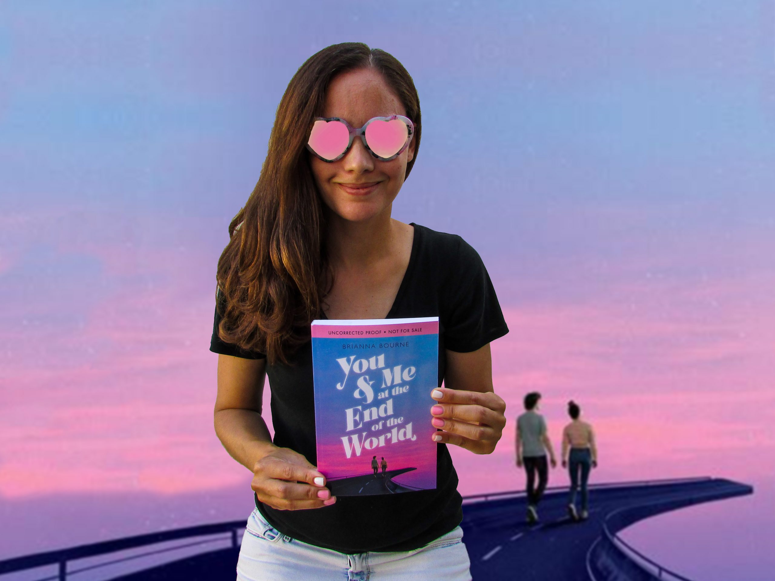 Read more about the article You & Me at the End of the World by Brianna Bourne