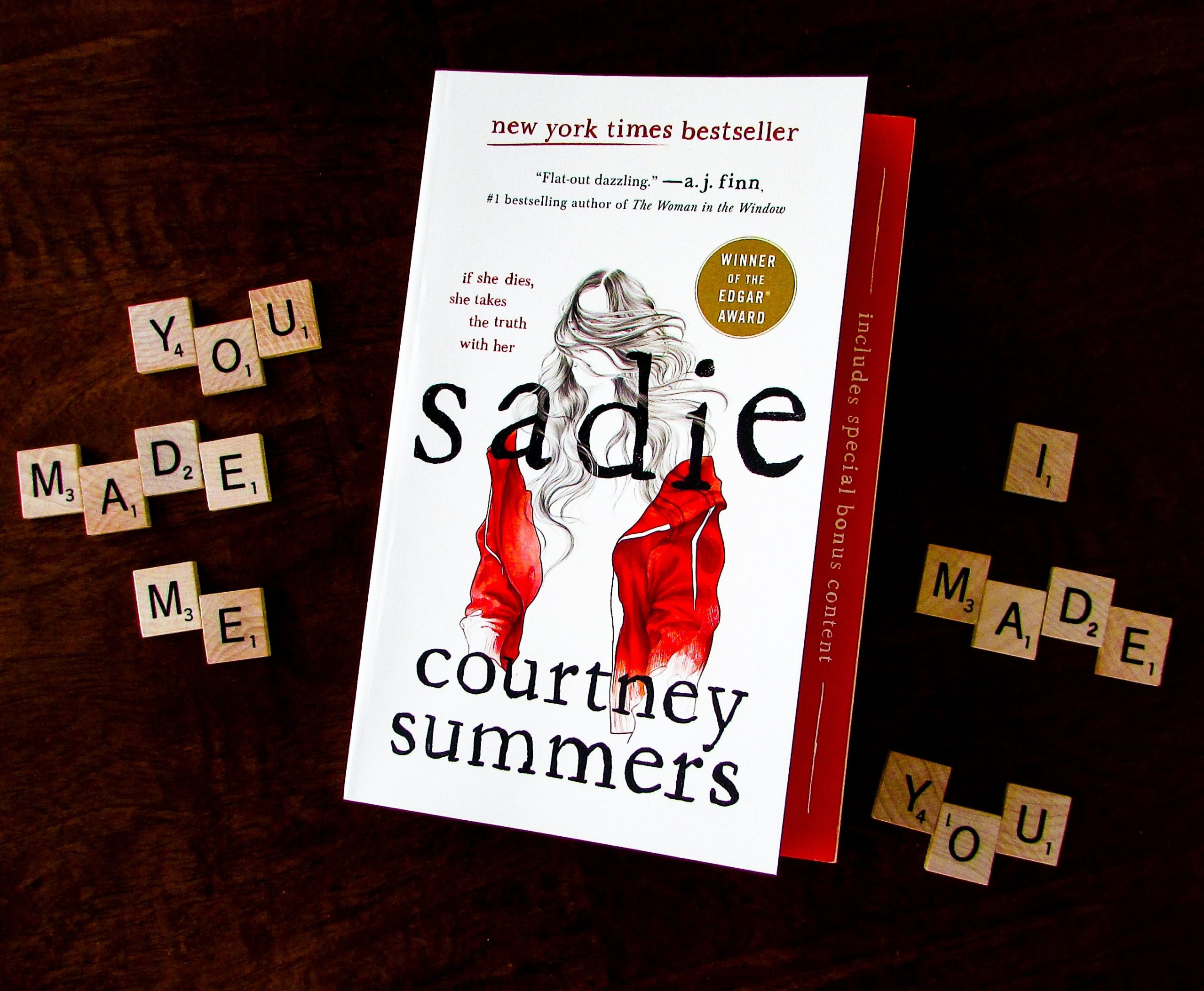 Read more about the article Sadie by Courtney Summers
