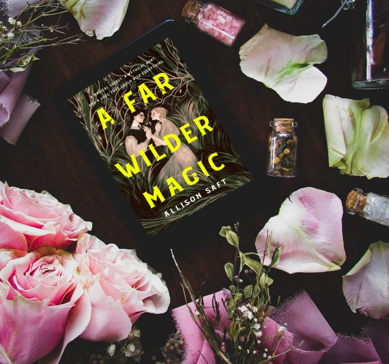 Read more about the article A Far Wilder Magic by Allison Saft