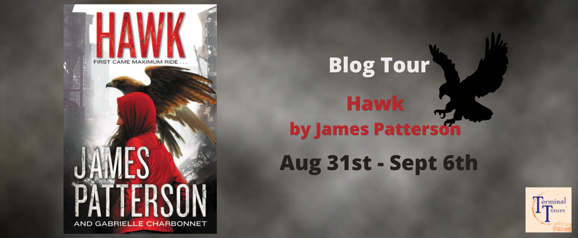 Read more about the article Blog Tour //Hawk by James Patterson and Gabrielle Charbonnet//