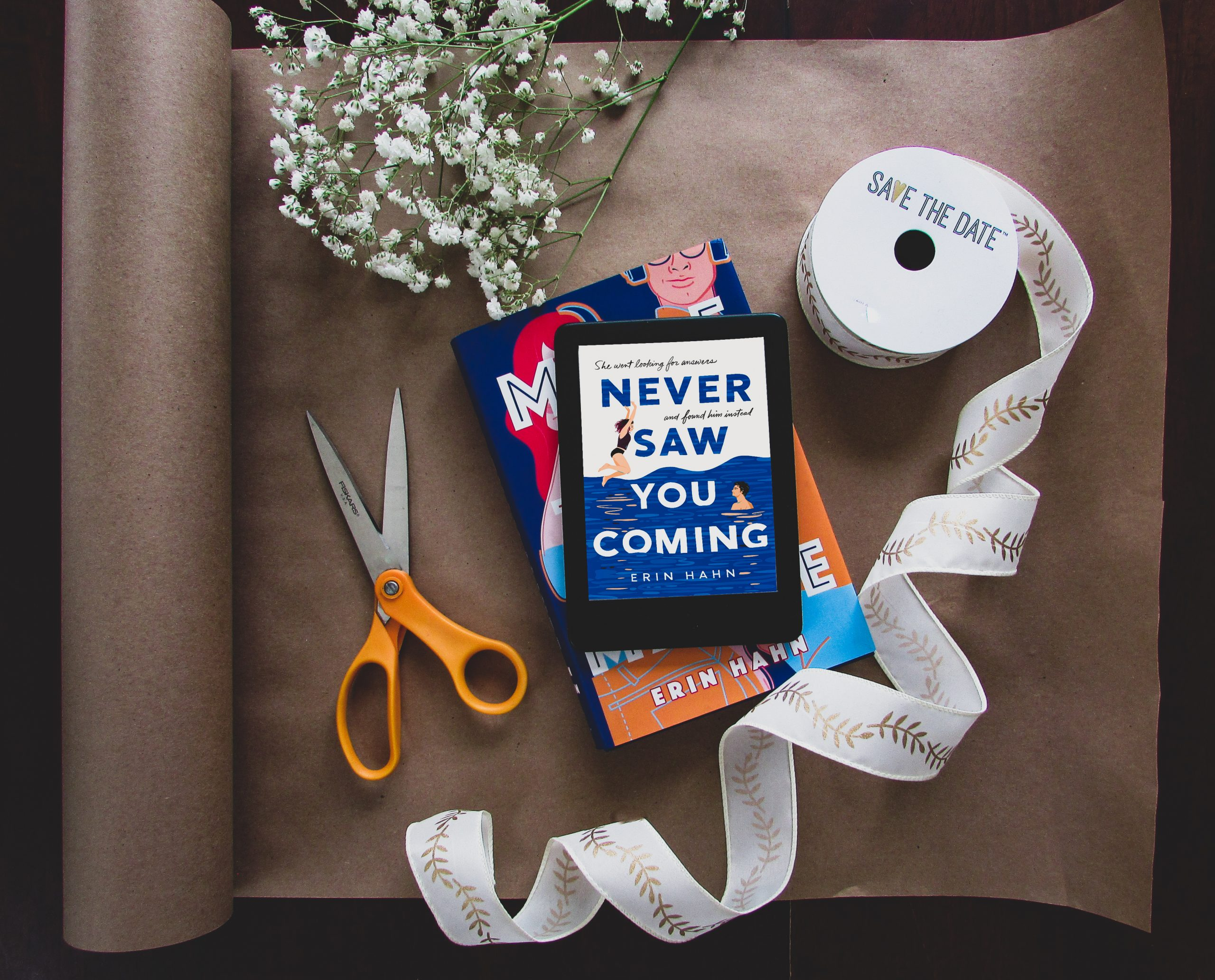 Read more about the article Never Saw You Coming by Erin Hahn