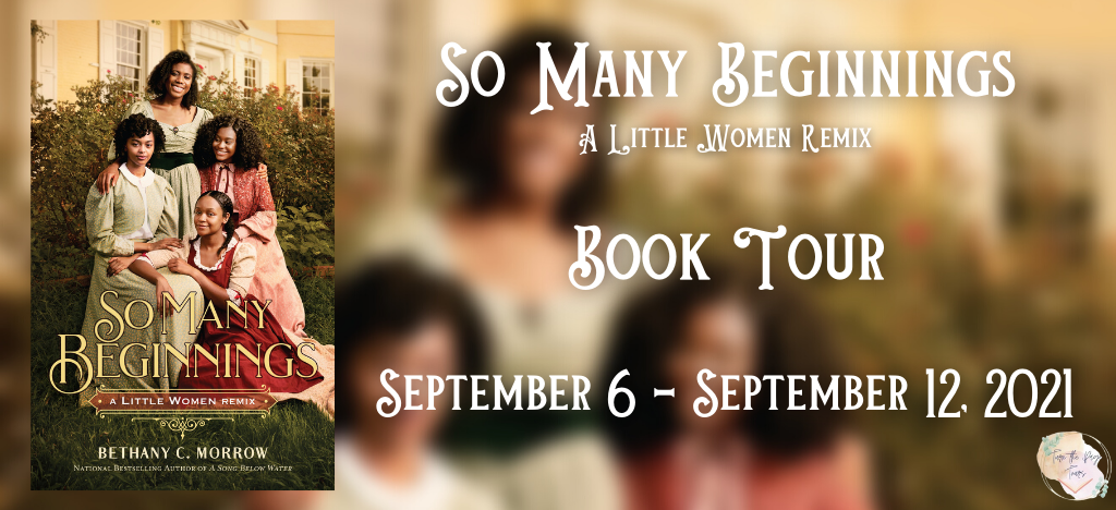 Read more about the article Blog Tour //So Many Beginnings: A Little Women Remix by Bethany C. Morrow//