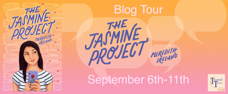 Read more about the article Blog Tour //The Jasmine Project by Meredith Ireland//