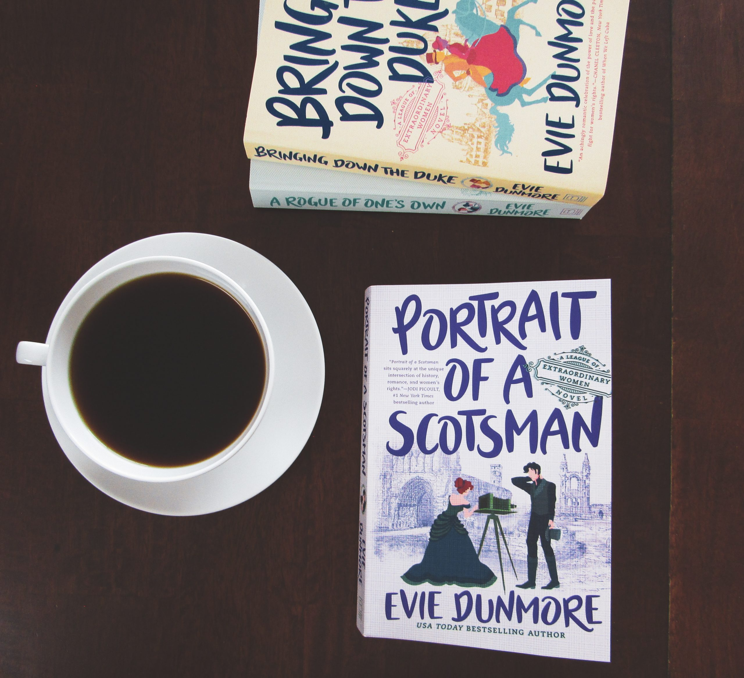 Read more about the article Portrait of a Scotsman by Evie Dunmore