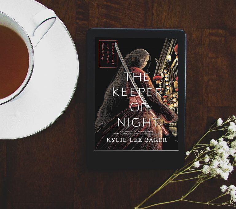 Read more about the article The Keeper of Night by Kylie Lee Baker