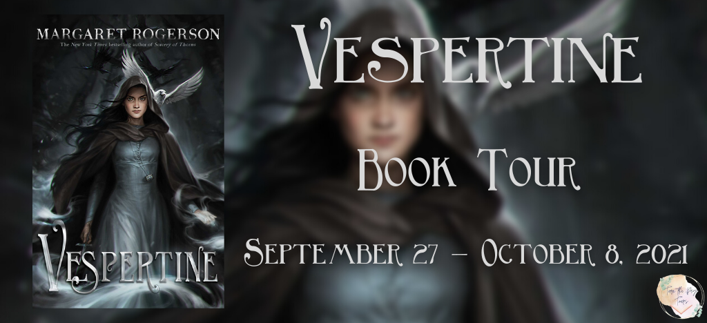 Read more about the article Blog Tour // Vespertine by Margaret Rogerson//