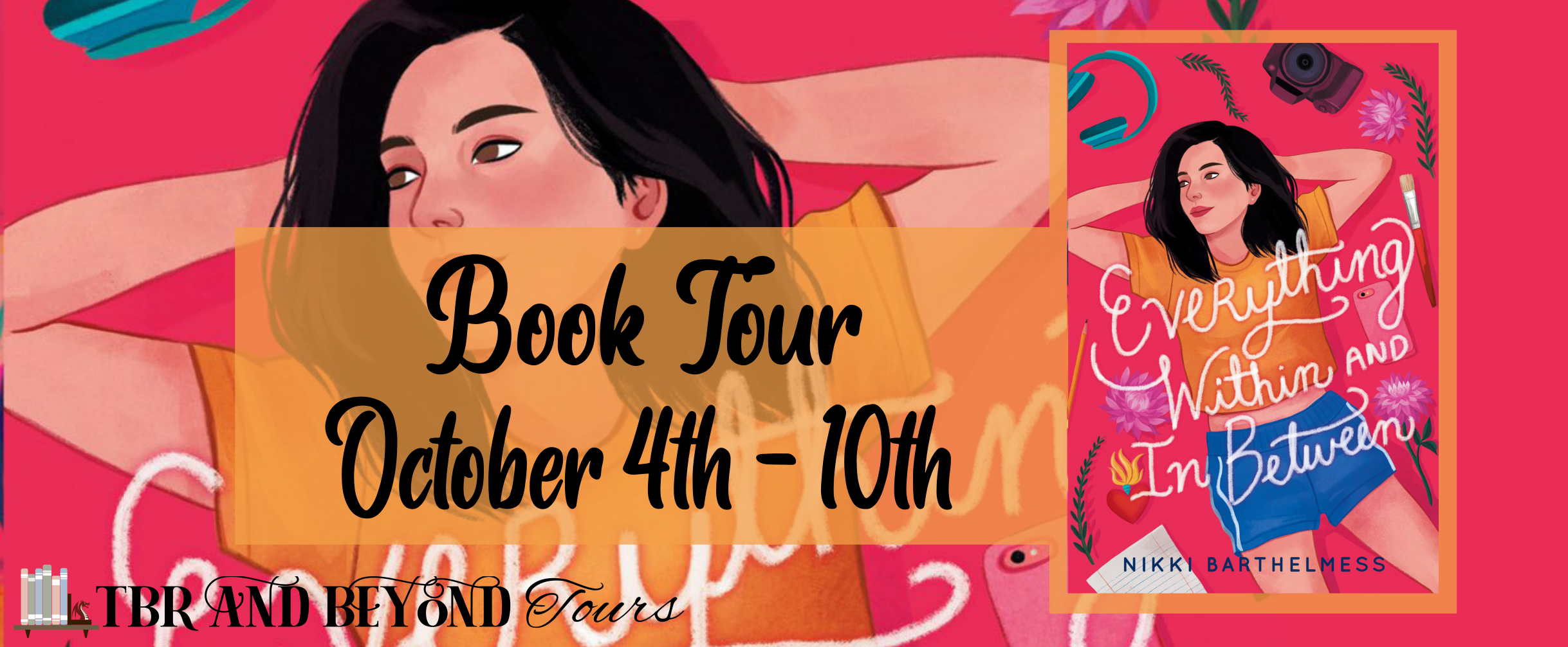 Read more about the article Blog Tour //Everything Within and In Between by Nikki Barthelmess//